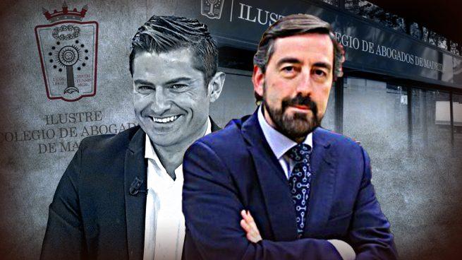 Alfonso Merlos (izquierda) y José María Ortega (derecha)