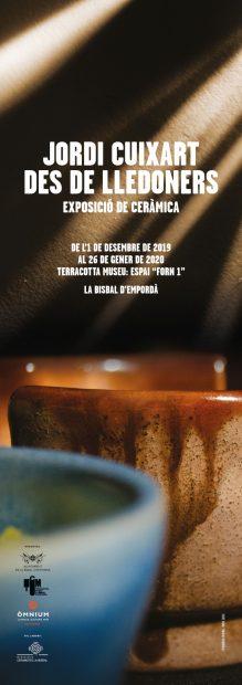 Un museo de Gerona patrocinado por Torra exhibe la huella del pie del golpista Cuixart