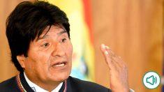 El ex presidente de Bolivia Evo Morales.