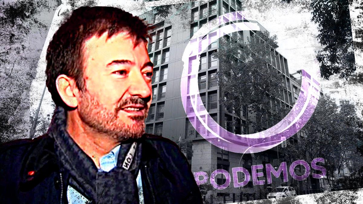 José Manuel Calvente, el abogado purgado de Podemos