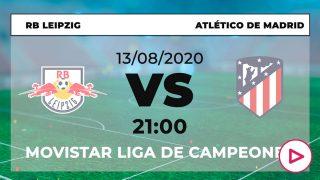 Leipzig Atlético horario