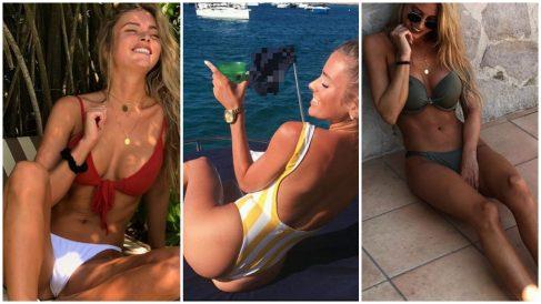 Marina Muntaner, en fotos de su Instagram.