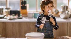 Pautas para que los niños establezcan una buena relación con la comida