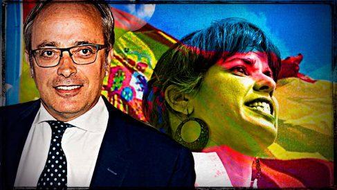 Urdaci, tras la denuncia a Teresa Rodríguez por injurias a la Corona: «No soy monárquico, soy constitucionalista».