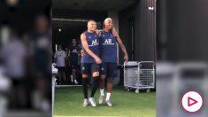 Mbappé vuelve para la Champions League.