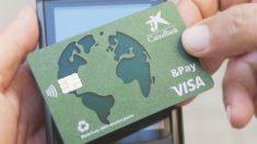 Visa&Pay de plástico reciclado