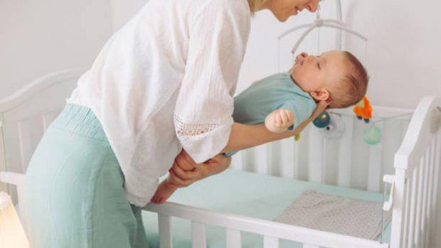 El método Harvey Karp: 5S para calmar al niño y hacerlo dormir tranquilo
