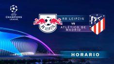 Champions League 2019-2020: RB Leipzig – Atlético de Madrid| Horario del partido de fútbol de Champions League.