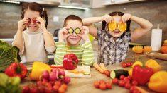 Distintas ideas para poder conseguir que los niños coman fruta