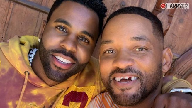 Jason Derulo y Will Smith