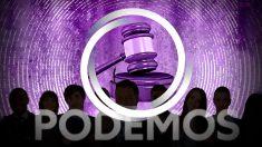 El juez imputado a Podemos por la 'caja B' del partido.