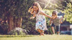 Distintas cosas que los niños es bueno que hagan para sentir el verano