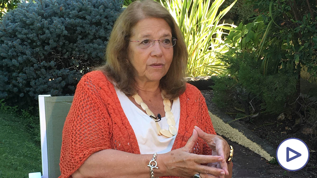Elvira Rodríguez, vicesecretaria económica del PP