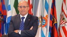 Florentino Villabona, ex DAO de la Policía Nacional y actual director de seguridad de La Liga.