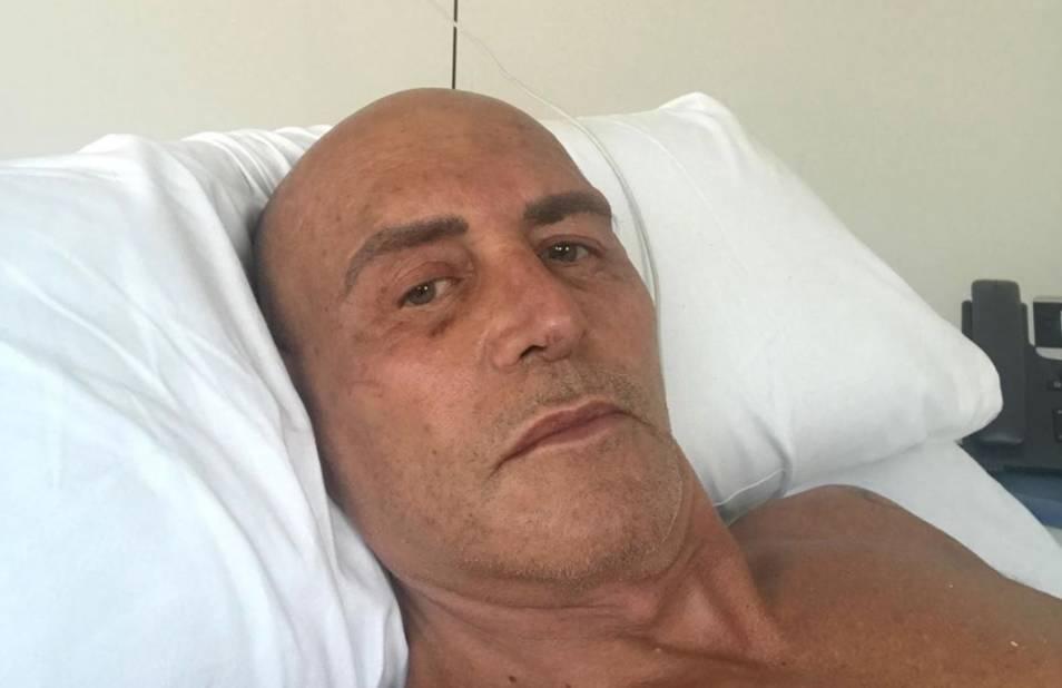 Kiko Matamoros sigue en el hospital