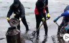 El vertido de petróleo de las Islas Mauricio sigue siendo muy preocupante
