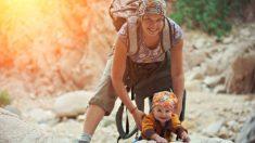 Descubre a qué altitud de la montaña pueden subir los bebés
