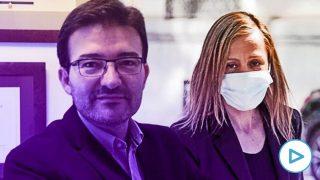 José Manuel Calvente y Marta Flor Nuñez