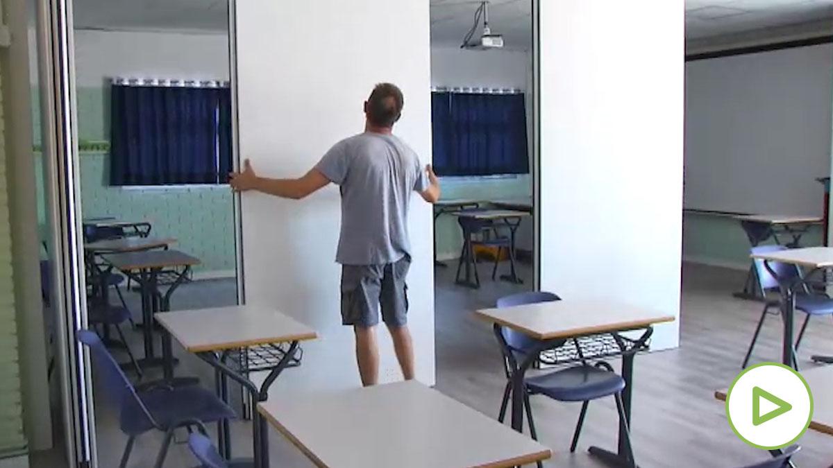 La 'nueva normalidad' de los colegios