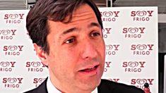 Xavier Mon, vicepresidente de Unilever, dueña de la marca Frigo.