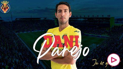 El Villarreal ficha a Dani Parejo. (Villarrealcf)