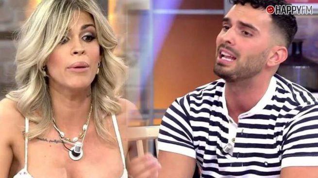 Suso Álvarez e Ylenia