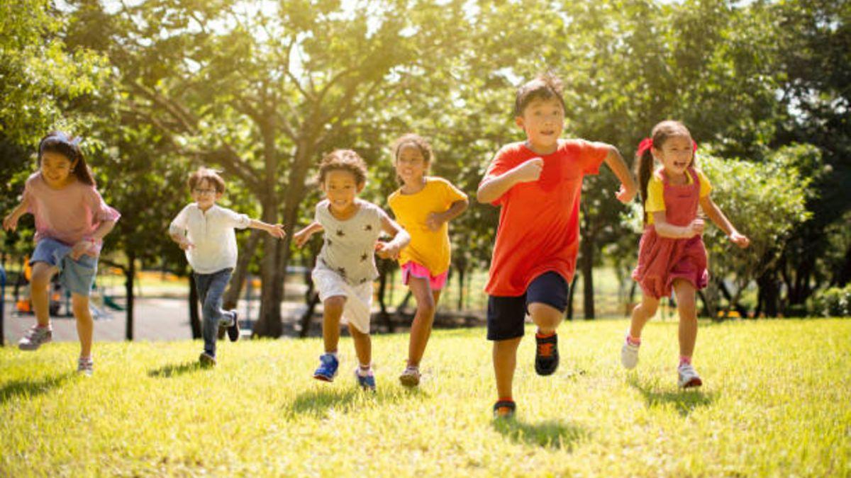 Descubre alguno de los mejores juegos de carreras que los niños pueden hacer al aire libre
