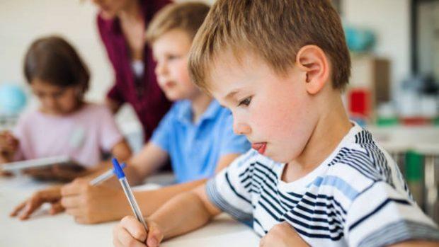 Disgrafía infantil: Qué es y cómo se debe tratar