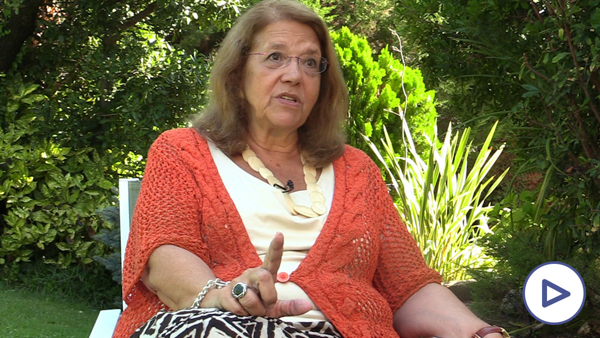 Elvira Rodríguez, vicesecretaria económica del PP.