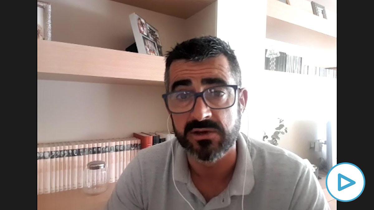 Agustín Leal, portavoz de JUCIL