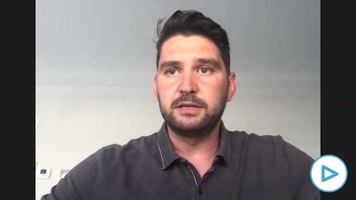 Pedro Carmona, portavoz AUGC