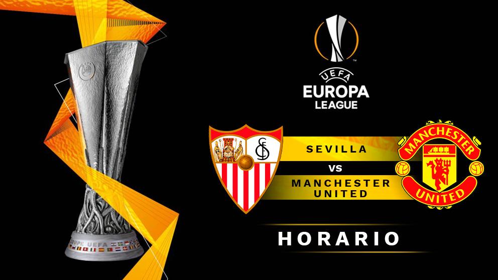 Sevilla – Manchester United: semifinales de Europa League.