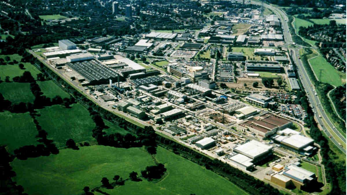 Centro de investigación de Astrazeneca en Reino Unido