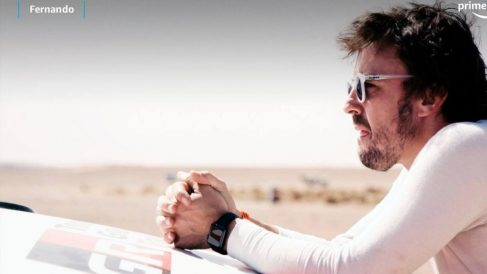 Fernando Alonso estrena serie en Amazon