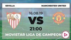 Europa League 2019-2020: Sevilla – Manchester United  Horario del partido de fútbol de la Europa League.