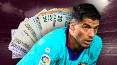 La Juventus se plantea fichar a Luis Suárez si llega libre.