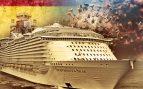Las trabas del Gobierno y los rebrotes dificultan la vuelta del turismo de cruceros a España