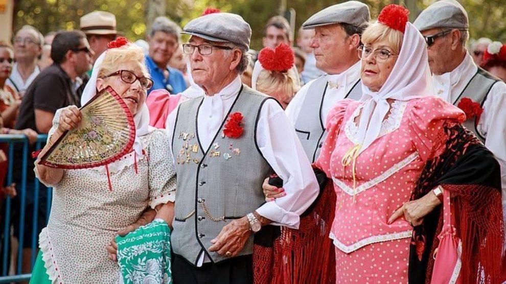 Las fiestas de la Paloma son las más castizas de la capital