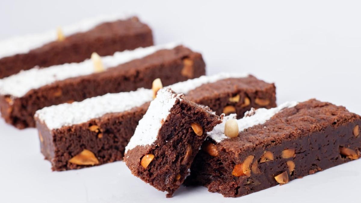 Brownies 2 ingredientes