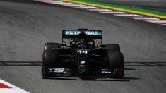 Carrera de Fórmula 1 del Gran Premio de España en directo