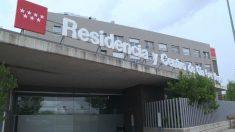 Una residencia de mayores de Madrid. (Europa Press)
