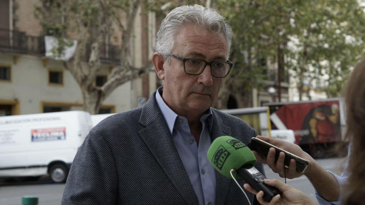 El concejal de Cs Miguel Ángel Aumesquet (Foto: Europa Press).