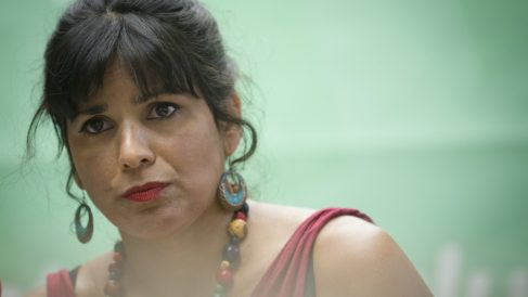 Teresa Rodríguez, de Adelante Andalucía. (Europa Press)