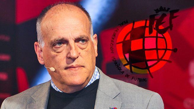 El abogado del Fuenlabrada en la querella contra la RFEF es el apoderado de dos empresas de Tebas