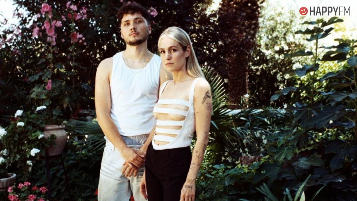 Damien y María Escarmiento
