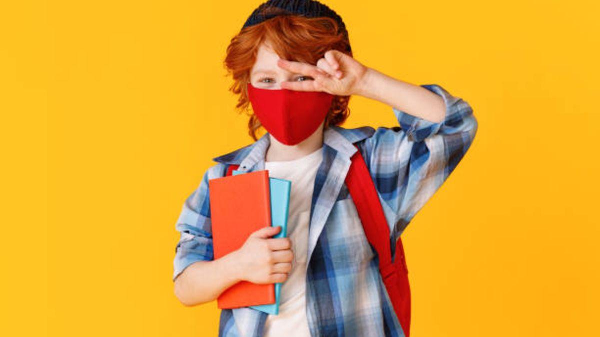 Tiendas online para poder comprar mascarillas lavables para los niños