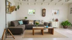 El salón es una de las estancias más importantes de la casa