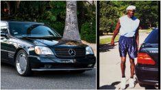 El coche de Michael Jordan en 'The Last Dance' ha salido a subasta.