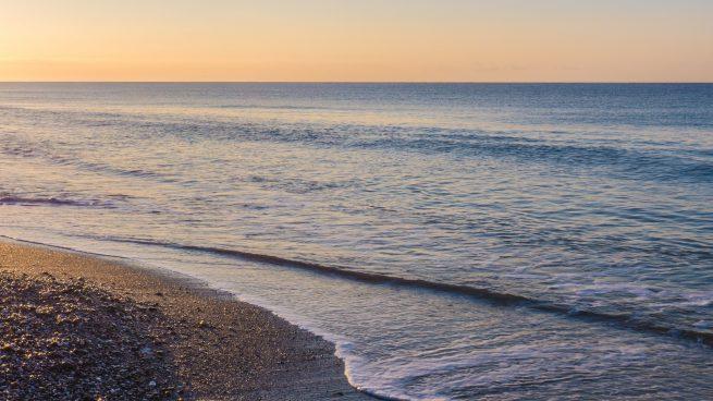 Desmantelan una fiesta ilegal de más de cien personas en la playa de Valdevaqueros