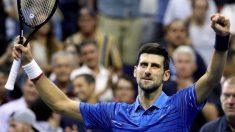 Novak Djokovic es el cabeza de serie en el Masters 1000 de Cincinnati